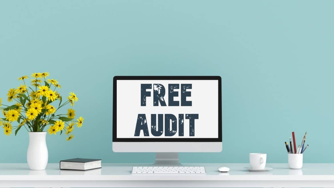 Free Digital Marketing Audit